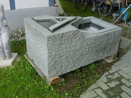 brunnen stein bild andreas hungerb ler b rglen und wil. Black Bedroom Furniture Sets. Home Design Ideas